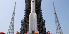 معلومات عن الصاروخ الصيني
