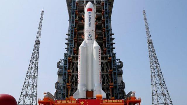 الصاروخ الصيني معلومات