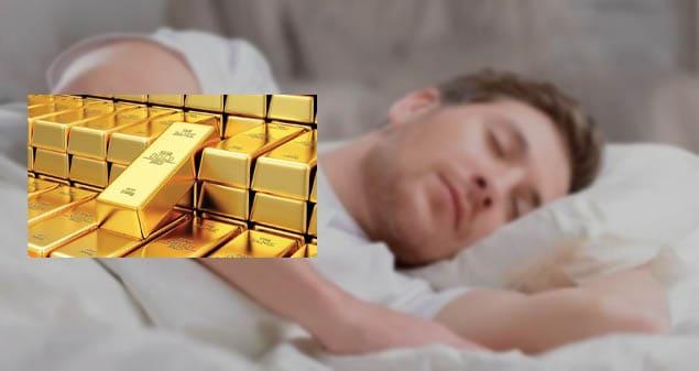تفسير رؤية الذهب