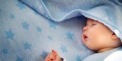 نصائح لجعل المولود ينام